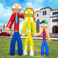 虚拟火柴人家庭冒险安卓免费版v1.0.0 最新版