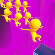 楼顶冲刺3D最新破解版v1.0 免费版