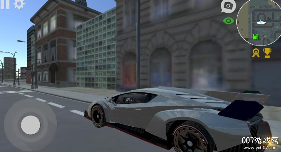 兰博汽车模拟器游戏破解版