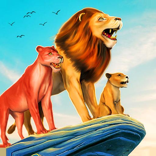 荒野动物狮子模拟2020中文版v1.0.1 安卓版