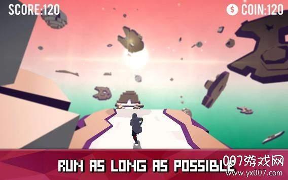 太空跑酷赛跑者无限生命破解版v2.3.0 最新版