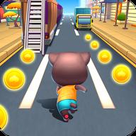 小猫冲刺游戏无限金币版v3.6.1 破解版
