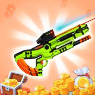 枪支英雄游戏无限钞票汉化版v1.1.0 安卓版