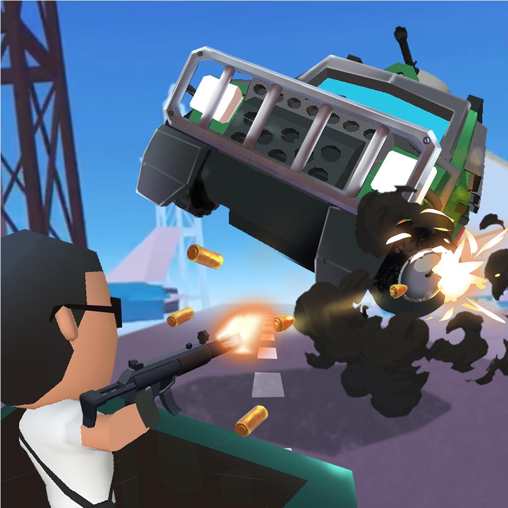 公路大逃杀游戏无限金币钻石版v1.0.6 破解版