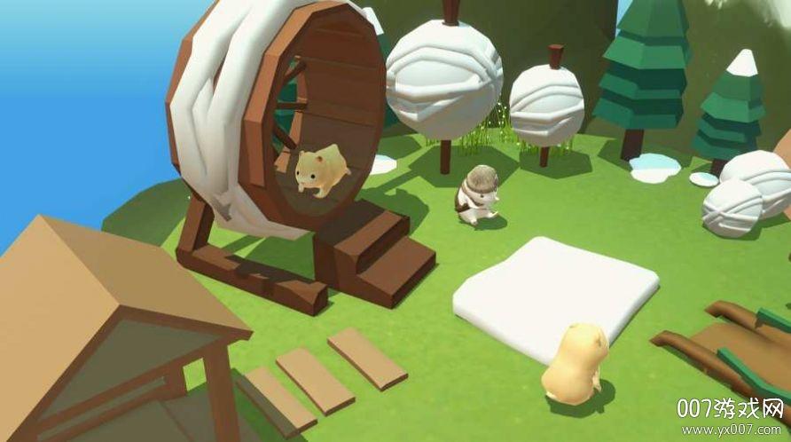 仓鼠村庄无限金币畅玩版v1.0 最新版