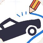画个小车2地图全开版v1.0 最新版