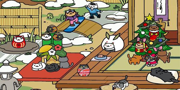 好玩的猫咪手游