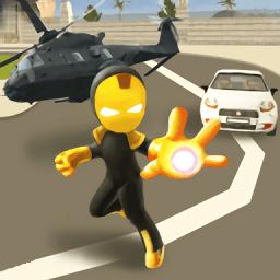 蜘蛛侠绳索城市英雄火力全开版v1.9.5.7 免费版