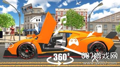 兰博汽车模拟器游戏破解版v1.6 无限金币版