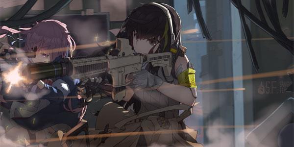 兵器拟人手游