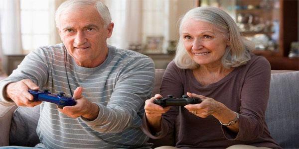 中老年人游戏