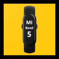 小米MiBand5换表盘美化软件v1.0.3 谷歌版