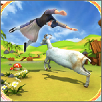 愤怒的山羊模拟器单机版v1.0.1安卓版