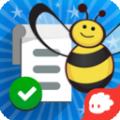 小蜜蜂单词书儿童英语学习appv1.0 免费版