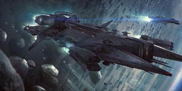 好玩的太空战舰3D手游