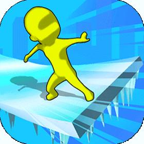高空滑冰全关卡解锁版v1.8 单机版