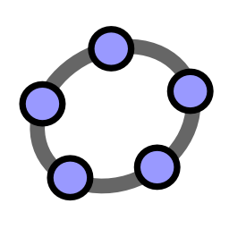 GeoGebra动态数学三合一汉化版v4.5.6  正式版
