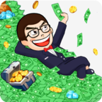 先赚个一亿单机版v1.7.1 趣味版
