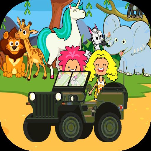 朵拉小镇动物园v1.1 安卓版