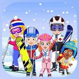 托卡迷你城市滑雪人v1.7 安卓版