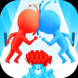 红豆人拥挤大作战v1.0.1 安卓版