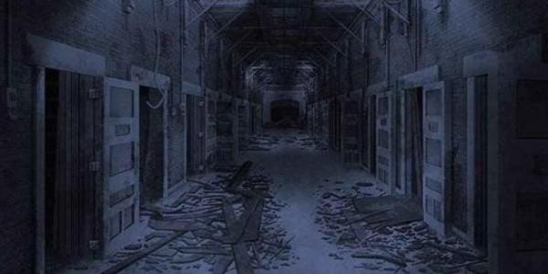 鬼屋密室逃脱游戏