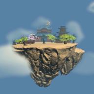 漂浮的小岛手游v1.0.0 免费版