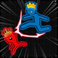 红蓝火柴人大乱斗v1.1 安卓版v1.1 安卓版
