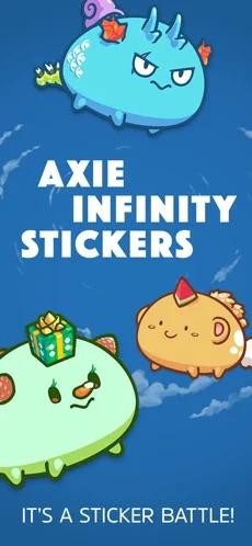 Axie Infinity Stickersv1.0 最新版